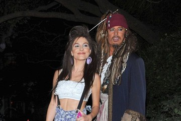 Maria Menounos Stars at Kate Hudson's Halloween Party — Part 2