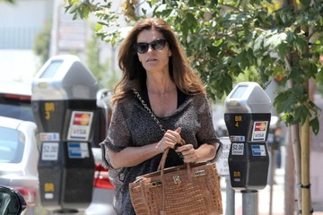 Maria Shriver Maria Shriver & Patrick Schwarzenegger Lunch in Brentwood