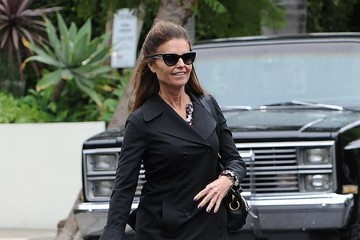 Maria Shriver Patrick Schwarzenegger and Maria Shriver Go House Hunting in Hollywood
