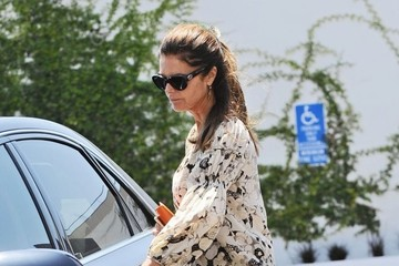 Maria Shriver Maria Shriver Out Shopping In Brentwood
