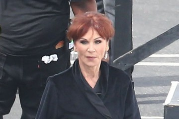 Marilu Henner Celebs Are Seen at the 'Dancing With the Stars' Studio