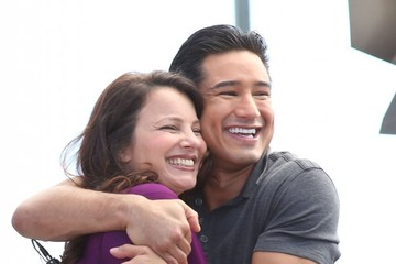 Mario Lopez Celebs Interview with EXTRA