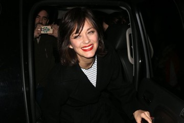 Marion Cotillard Marion Cotillard Visits 'The Daily Show with Trevor Noah'