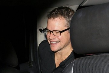 Matt Damon Matt Damon Celebrates His 44th Birthday