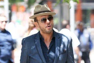 Matt Goss Matt Goss Out Strolling in NYC