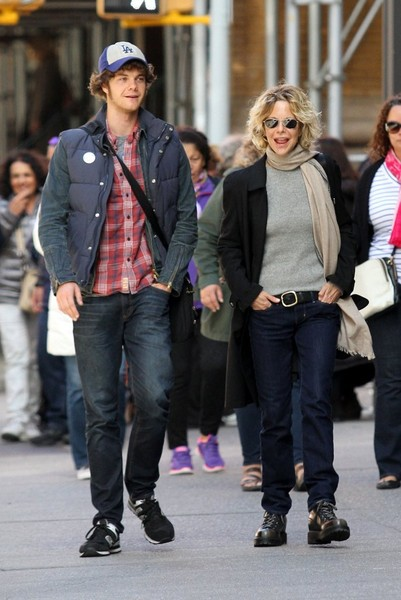 jack quaid meg ryan - photo #5