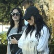 Megan Fox Megan Fox Goes to the Movies With Her Mom in Westlake Village