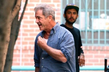 Mel Gibson Mel Gibson Goes to the Dentist