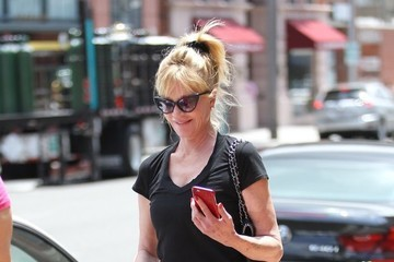Melanie Griffith Melanie Griffith Leaves the Doctors Office In Beverly Hills