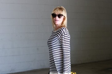 Melanie Griffith Melanie Griffith Goes to the Gym