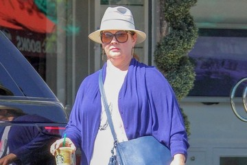 Melissa McCarthy Melissa McCarthy and Her Family Enjoy Some Time Out Together in Sherman Oaks