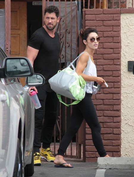 Is Maksim Still Hookup Meryl Davis
