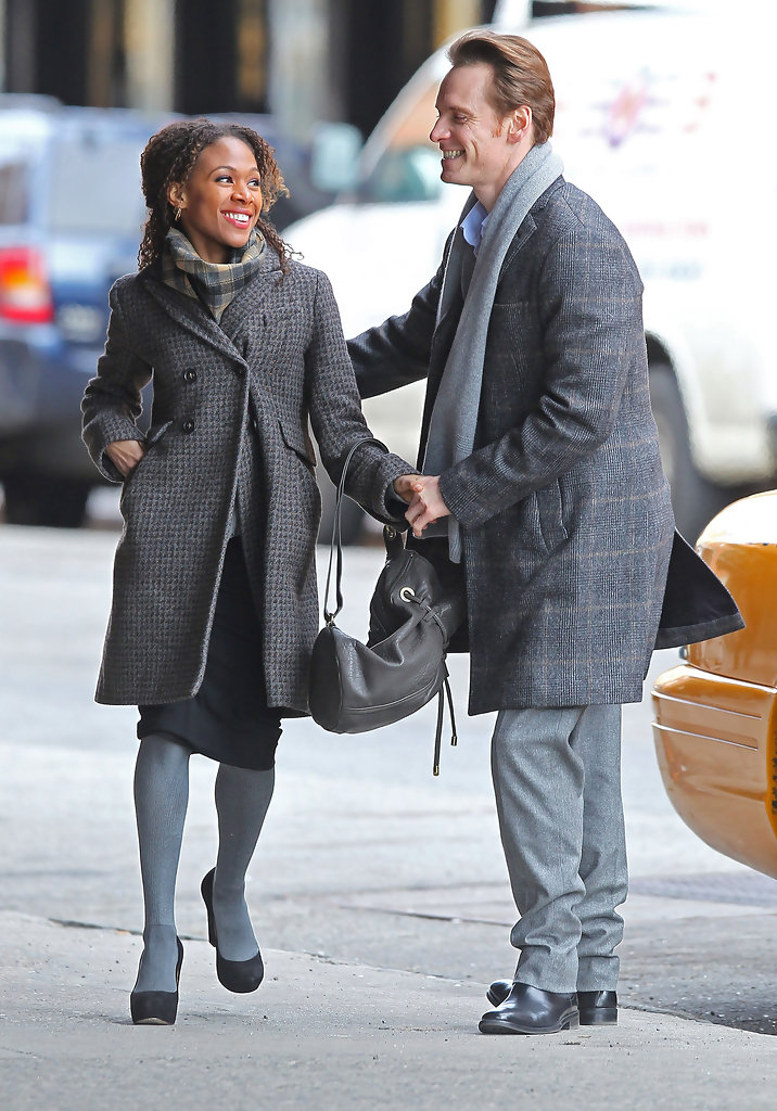 gallery nicole beharie and michael fassbender