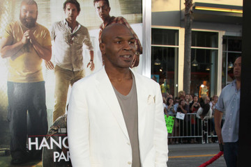 "Mike Tyson ""The Hangover Part II"" Los Angeles Premiere - Arrivals"