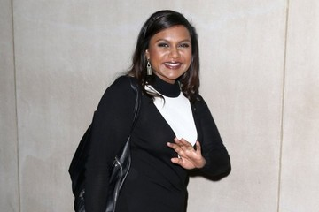 Mindy Kaling Celebs Drop by the 'Today' Show