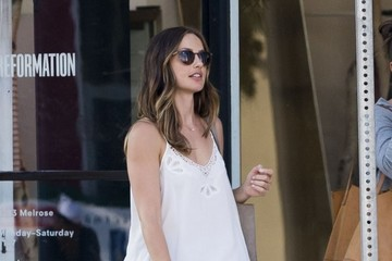 Minka Kelly Minka Kelly Out Shopping In West Hollywood