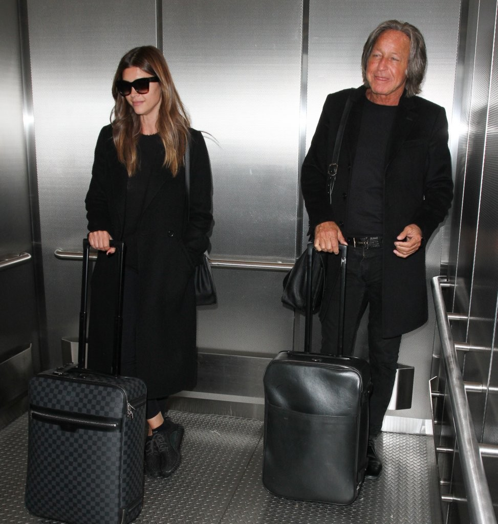 Mohamed Hadid and Shiva Safai Photos Photos - Mohamed ...