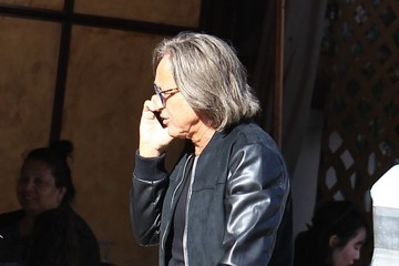 Mohamed Hadid Mohamed Hadid Grabs Some Lunch In Beverly Hills