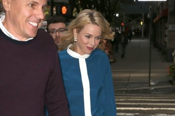 Naomi Watts Celebs Visit 'Good Morning America'