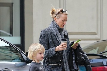 Naomi Watts Naomi Watts Out with Her Son I=in NYC