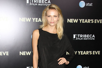 Natasha Poly 'New Year's Eve' New York Premiere