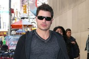 Nick Lachey Out and About in NYC