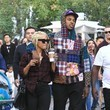 Nick Young and Paloma Ford