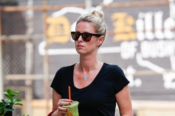 Nicky Hilton Nicky Hilton Stops For Some Organic Juice In NYC
