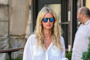 Nicky Hilton Nicky Hilton Steps Out in New York