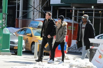 Nicky Hilton Nicky Hilton and Her Husband Enjoy Time Out Together in NYC