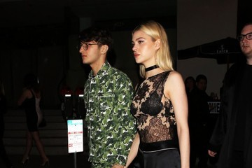 Nicola Peltz Nicola Peltz and Anwar Hadid Visit Catch