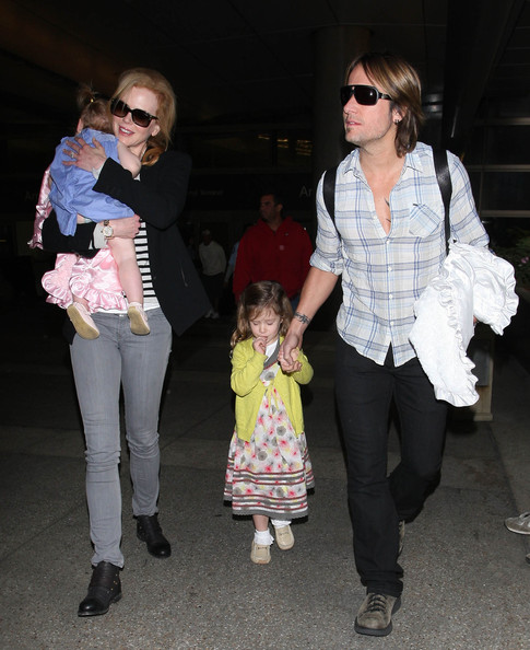 Nicole Kidman Keith Urban Family Car Interior Design