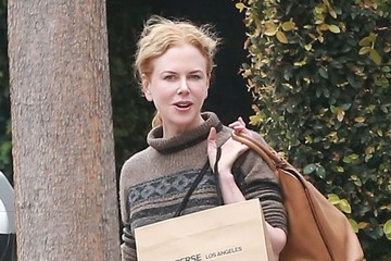 Nicole Kidman Nicole Kidman Out Shopping At James Perse