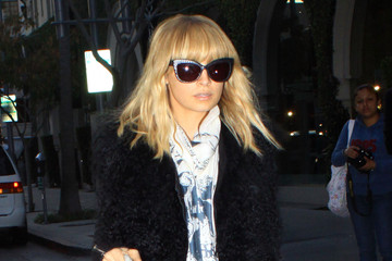 Nicole Richie Nicole Richie Christmas Shopping In Beverly Hills
