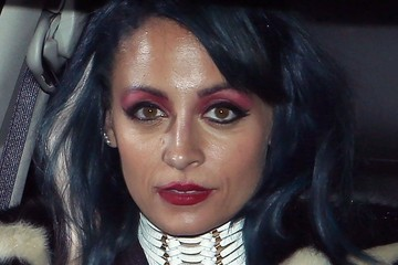 Nicole Richie Stars at Kate Hudson's Halloween Party