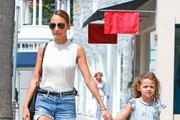 Nicole Richie & Harlow Madden - Celebrity Moms And Daughters