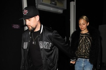 Nicole Richie Joel Madden Nicole Richie and Joel Madden Enjoy a Night Out at The Nice Guy
