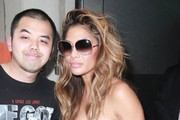 Nicole Scherzinger out and About in NYC