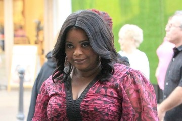 Octavia Spencer Octavia Spencer Goes Shopping at The Grove