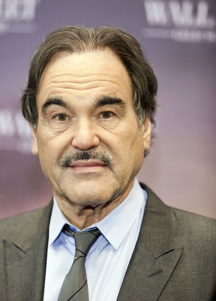 "Oliver Stone Photos Photos - Oliver Stone Attending ""Wall ..."