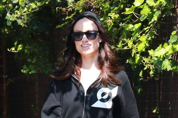 Olivia Wilde Heads to the Gym