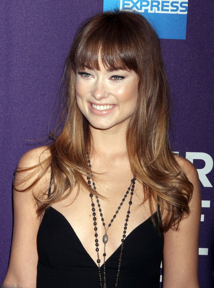 Olivia Wilde Olivia Wilde at the 'One For All' premiere during the Tribeca Film Festival in New York City, NY.