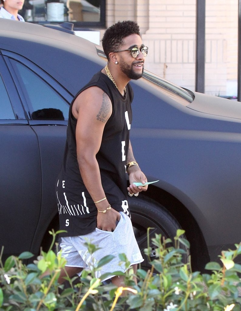 Omarion New Haircut Gallery Haircuts 2018 Men Fade
