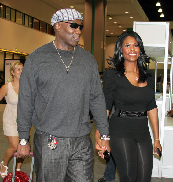 Omarosa Manigault Pictures - Michael Clarke Duncan and ...