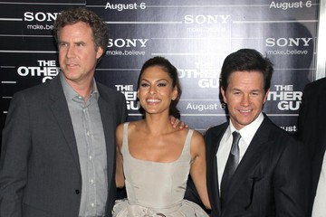 Will Ferrell Eva Mendes 'The Other Guys' New York Premiere