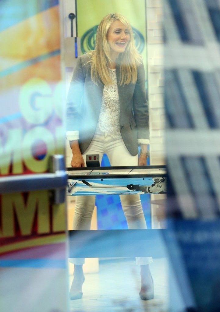 Good Morning America How Are You Chords : The other woman stars visit gma zimbio
