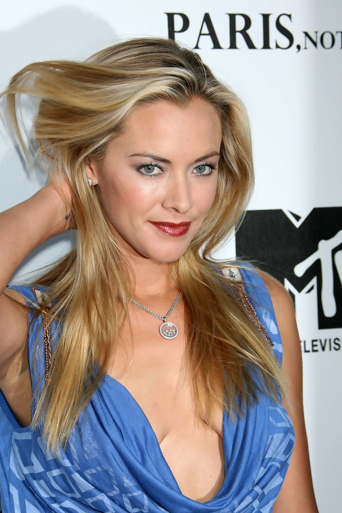 Kristanna Loken Photos Photos Paris Not France Los Angeles Screening Arrivals Zimbio
