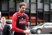 Pau Gasol Out and About in LA