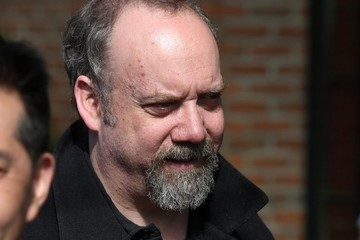 Paul Giamatti Paul Giamatti Goes Out and About in NYC