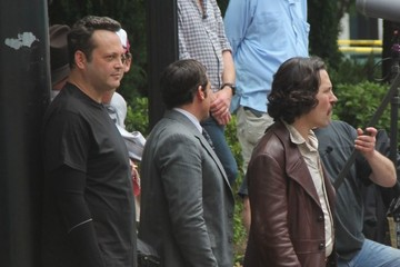 Paul Rudd 'Anchorman 2' Films in Atlanta